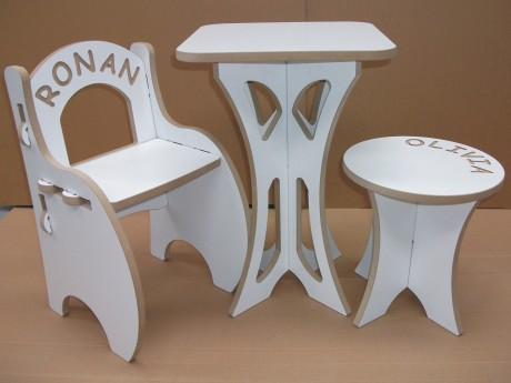 Click On' Furniture MDF