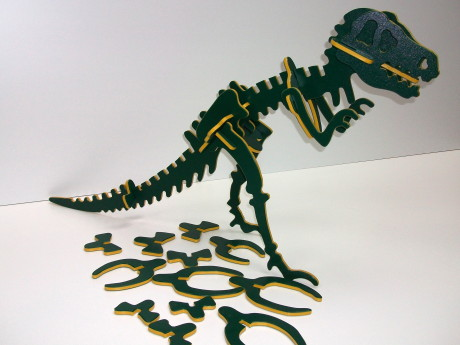 Dinosaur Plastic
