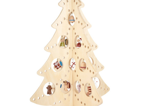 Plywood Xmas Tree