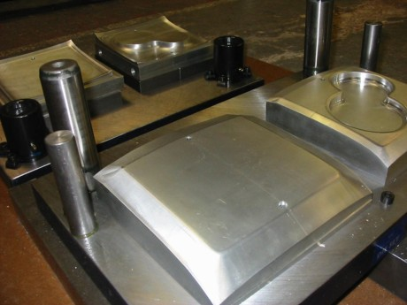 Presstool 3D Surface Machining