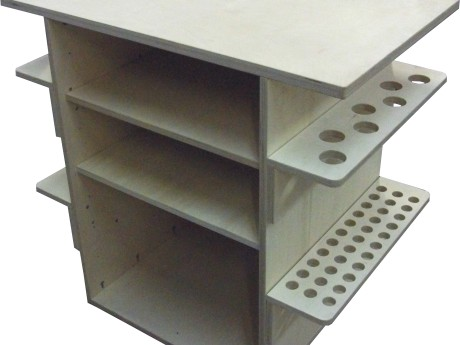 Workshop Tool Trolley MDF